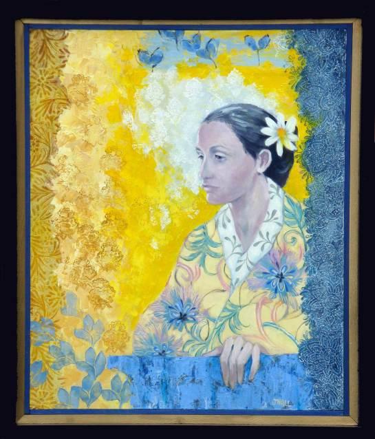Yellow-Kimono